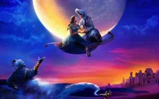 Aladdin, il film Disney live-action diretto da Guy Ritchie, vede protagonista il personaggio del tit