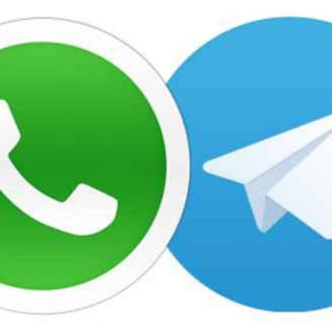 whatsapp  telegram  app  ios android