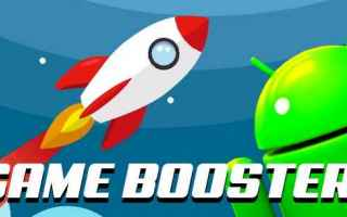 Tecnologie: android game booster videogioco gioco