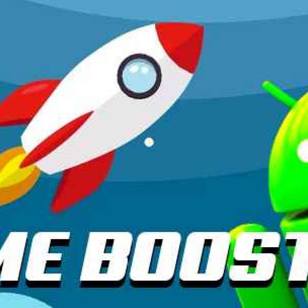 android game booster videogioco gioco