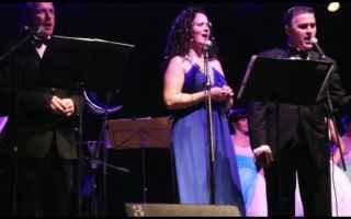 Musica: concerto estate mare luna danza canto
