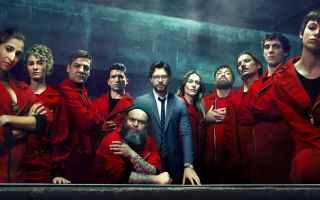 Serie TV : La Casa Di Carta 3: la banda si riunisce