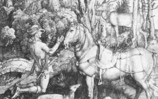 Arte: albrecht dürer  calcografia  incisore