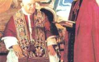 Cultura: giovanni xxiii  loris capovilla  papa