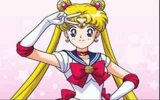 sailor moon  cartoni animati televisione