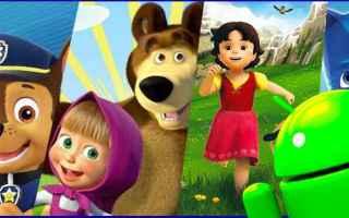 cartoni animati bambini figli android