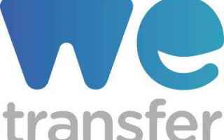 Sicurezza: wetransfer phishing