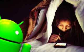 vista salute occhi android smartphone