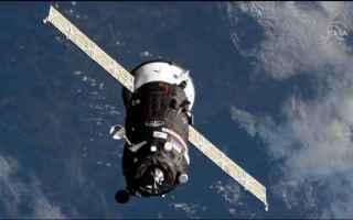 roscosmos  cargo spaziale
