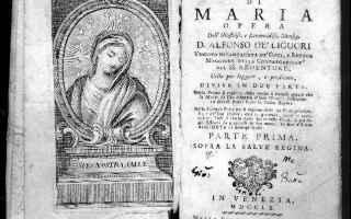 le glorie di maria  sant'alfonso