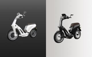 Moto: Ujet lo scooter elettrico con tanta tecnologia