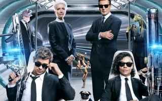 Men In Black: International è il quarto film della saga MIB, uscito il 25 luglio 2019. Le riprese s