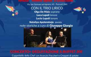 """LAssociazione culturale """"Noi per Napoli"""" e lAzienda Vitinicola Montespina, presentano """"Le stel"""