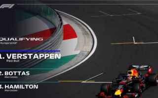 Grande sorpresa nelle qualifiche del Gran Premio dUngheria, dove Max Verstappen è riuscito a porre