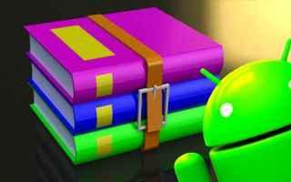 Tecnologie: rar zip android apps smartphone app