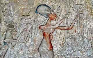 Cultura: akhenaton  egitto  faraone alieno