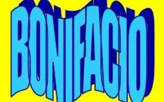 Storia: bonifacio  nome  significato  etimologia