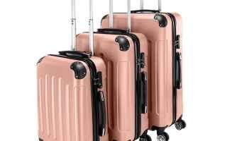 Viaggi: valigie  trolley