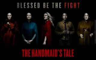 Handmaids Tale è un serie televisiva statunitense basato sul libro della scrittrice canadese Margar