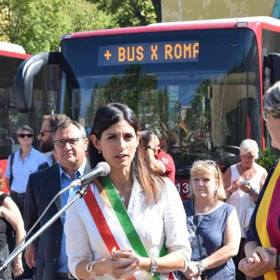 roma  trasporto pubblico  flambus
