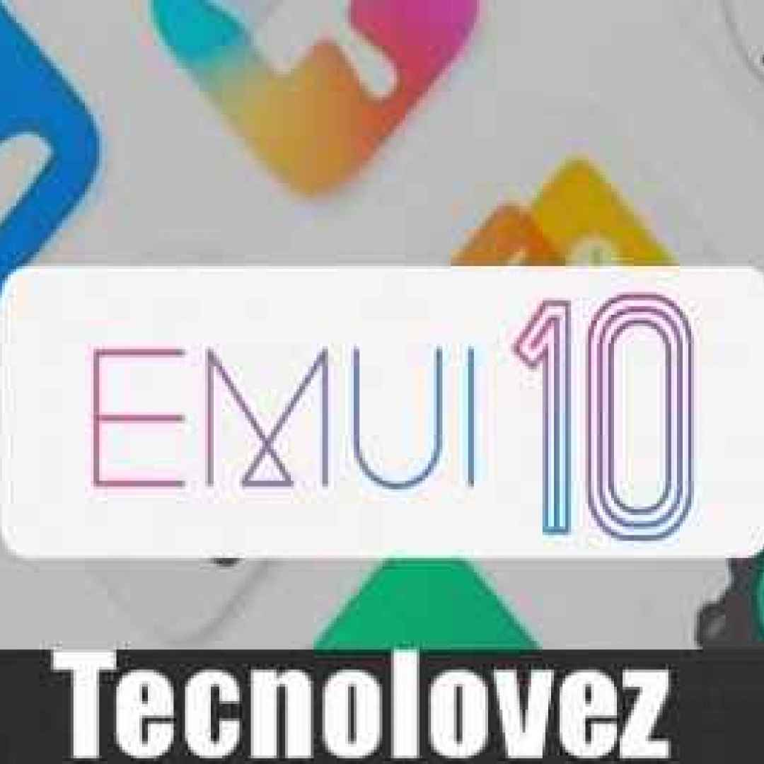 huawei  emui 10 smartphone
