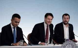 Politica: salvini  di maio  italia  lega  5 stelle
