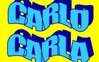 carlo  carla  etimologia  nome