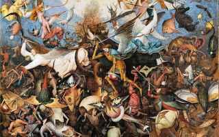 Cultura: angeli caduti  atlantide  diluvio  enoch