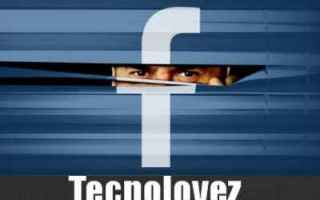 Facebook: facebook bufera privacy