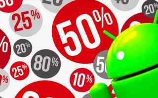 Android: android sconti giochi app gratis