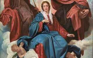 maria regina  regalità messianica