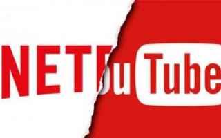 youtubem netflix