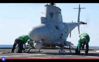 droni  elicotteri  militari  marina
