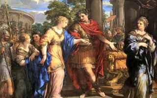 cesare  cleopatra  regina d'egitto