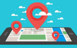 App: google maps