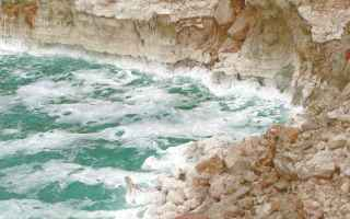 Ambiente: mar morto  israele  giordania  mare