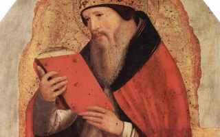 Religione: agostino  chiesa  cristianesimo