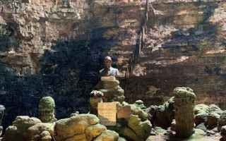 grotte di castellana  puglia  bari
