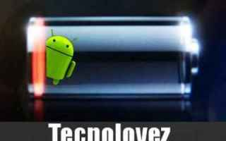 battery drain android android batteria