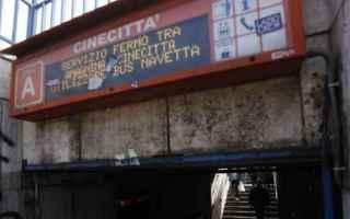 Roma: atac  roma  trasporto pubblico  metro a