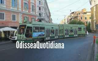 Roma: atac  roma  trasporto pubblico  tram