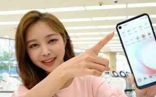 Cellulari: lg q70  lg  q70  smartphone  hole punch