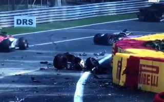 Formula 1: formula 2  incidente  hubert