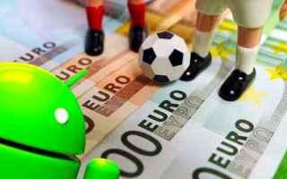 Calcio: sport calcio scommesse bet android