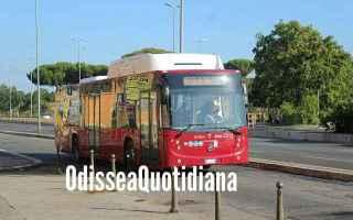 Roma: atac  roma  trasporto pubblico  autobus