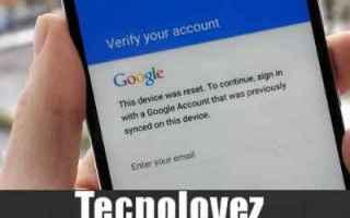 google account google bloccato