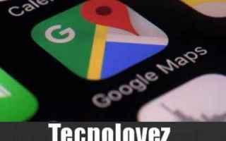 google maps google limite velocità