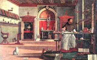 Religione: agostino  ama  dio uno e trino