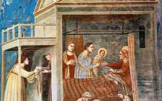 Religione: natività  beata vergine maria  pittura