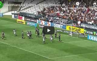 Calcio Estero: gol trivela calcio brasile video